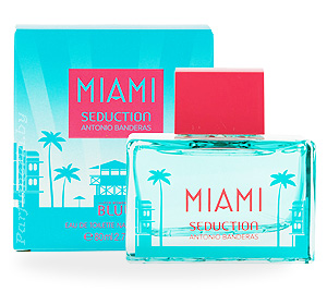 Blue Seduction Miami for Women