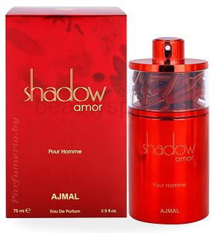 Shadow Amor Pour Homme Ajmal парфюмерия и косметика в минске