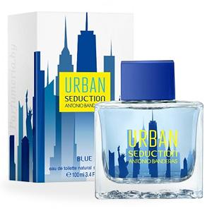 Urban Seduction Blue for Men