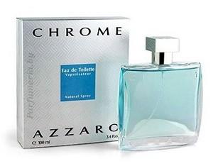 AZZARO Туалетная вода Chrome