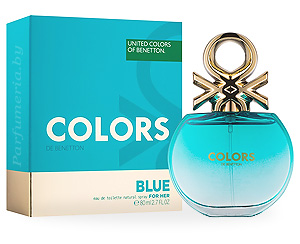 Туалетная вода BENETTON Colors de Benetton Blue