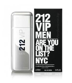 Парфюмированная вода 212 VIP Men