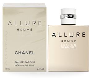 0fb305eee Парфюмерная вода Allure Homme Edition Blanche Eau de Parfum - CHANEL ...