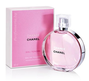 Chanel Chance eau Tendre (L) 100ml edt(Тестер)