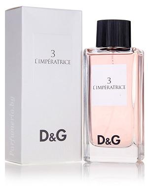 Туалетная вода D G 3 L`Imperatrice - DOLCE   GABBANA - Парфюмерия и ... 3cc4e4eccf057