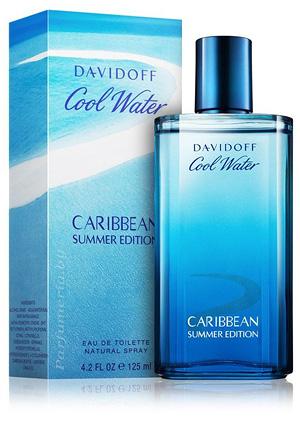 Туалетная вода DAVIDOFF Cool Water Caribbean Summer Edition