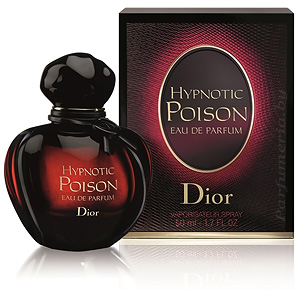 Hypnotic Poison Eau De Parfum Christian Dior парфюмерия и
