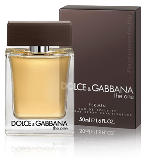 DOLCE & GABBANA Туалетная вода The One For Men