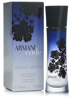 Парфюмерная вода GIORGIO ARMANI Armani Code Pour Femme Eau de Parfum