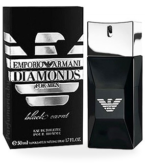 c950f23c6a5 Emporio Armani Diamonds Black Carat for Him - GIORGIO ARMANI ...