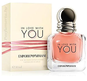Парфюмерная вода GIORGIO ARMANI In Love With You