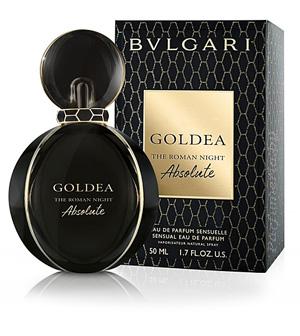 Парфюмерная вода BVLGARI Goldea The Roman Night Absolute