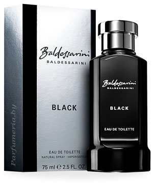 Туалетная вода HUGO BOSS Baldessarini Black