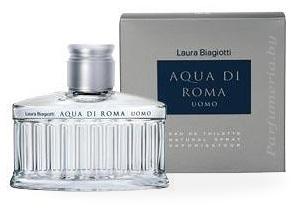 Aqua di Roma Uomo - LAURA BIAGIOTTI - Парфюмерия и косметика в Минске 4baa000b8a6