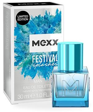 Туалетная вода MEXX Festival Splashes Man