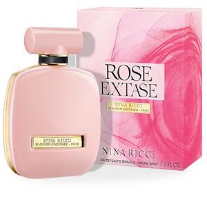 Туалетная вода NINA RICCI Rose Extase