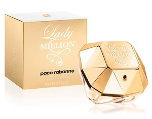 PACO RABANNE Парфюмированная вода Paco Rabanne Lady Million Lady Million