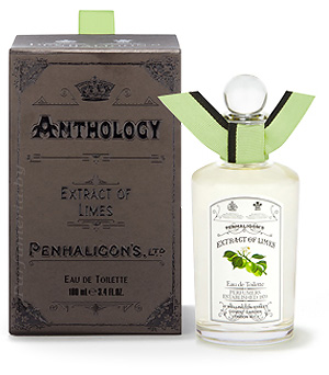 Туалетная вода PENHALIGON`S Anthology Extract of Limes