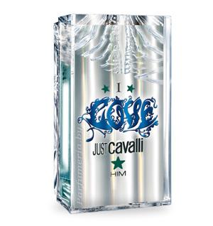 ROBERTO CAVALLI Just Cavalli I Love Him