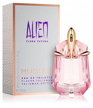 Alien Flora Futura Thierry Mugler парфюмерия и косметика в минске