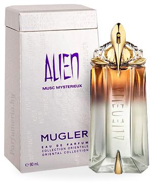 Alien Musc Mysterieux Thierry Mugler парфюмерия и косметика в минске