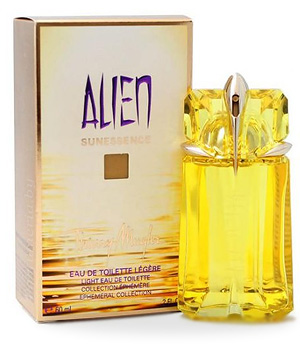 Alien Sunessence Legere Thierry Mugler парфюмерия и косметика в