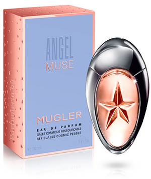 Парфюмерная вода THIERRY MUGLER Angel Muse