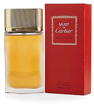 Must de Cartier Pour Femme