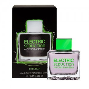 Electric Seduction in Black